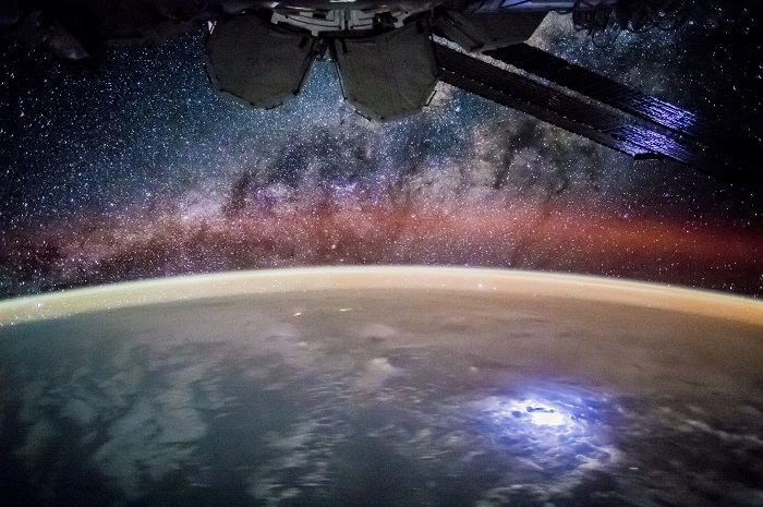 Астронавты на МКС успешно развернули надувной модуль BEAM