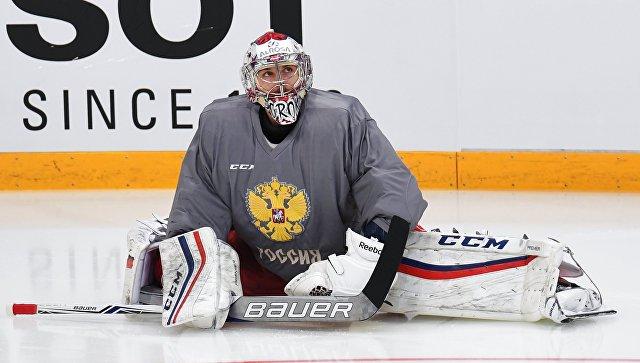 Российские хоккеисты проиграли шведам в первом матче Кубка Первого канала