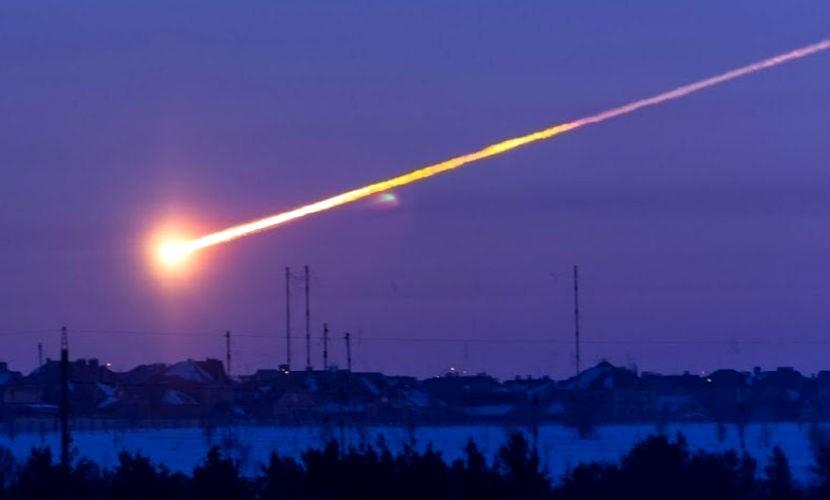 Зафиксирован 1-ый вмире случай смерти человека отпадения метеорита