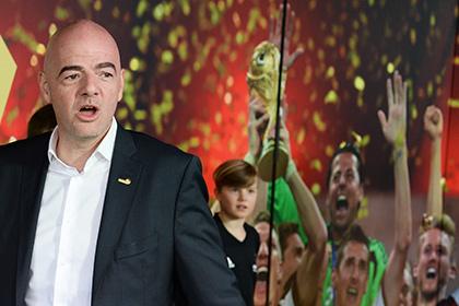 Диего Марадона считает что новый глава ФИФА Инфантино – предатель