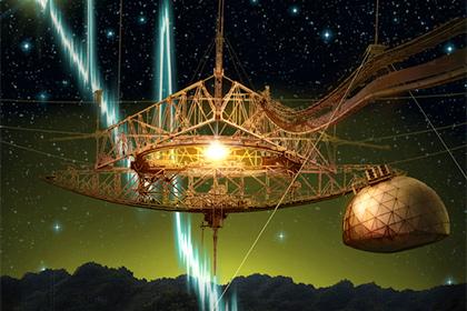 Астрофизики словили быстрый радиоимпульс, который доэтого принимали заинопланетные сигналы