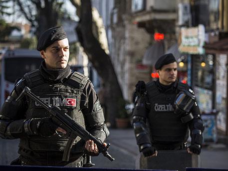 В Стамбуле прогремел мощный взрыв