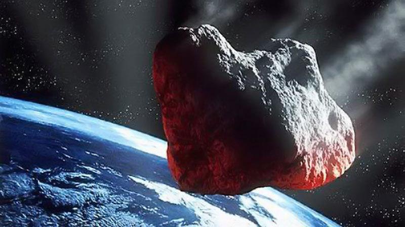 Сегодня мимо нашей планеты пролетит астероид 2013 TX68— Земля вопасности
