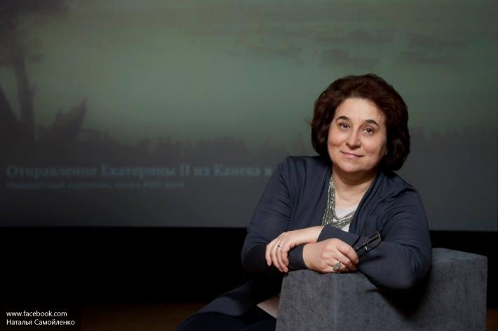 Уволена босс музея-заповедника «Царицыно» Самойленко