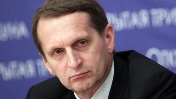 РФнебудет менять Конституцию из-за мнения Венецианской комиссии— Сергей Нарышкин