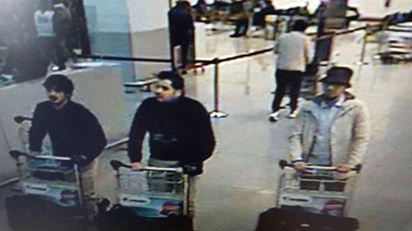 Аэропорт Брюсселя закрыли минимум до24марта