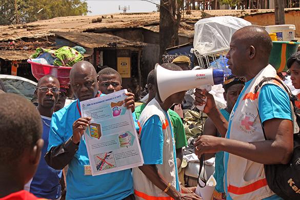 ВОЗ отменила введенный из-за лихорадки Эбола международный режим ЧП