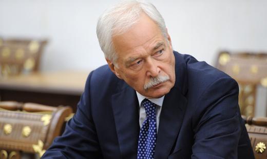 ВКремле прокомментировали исключение Грызлова изсостава Совбеза