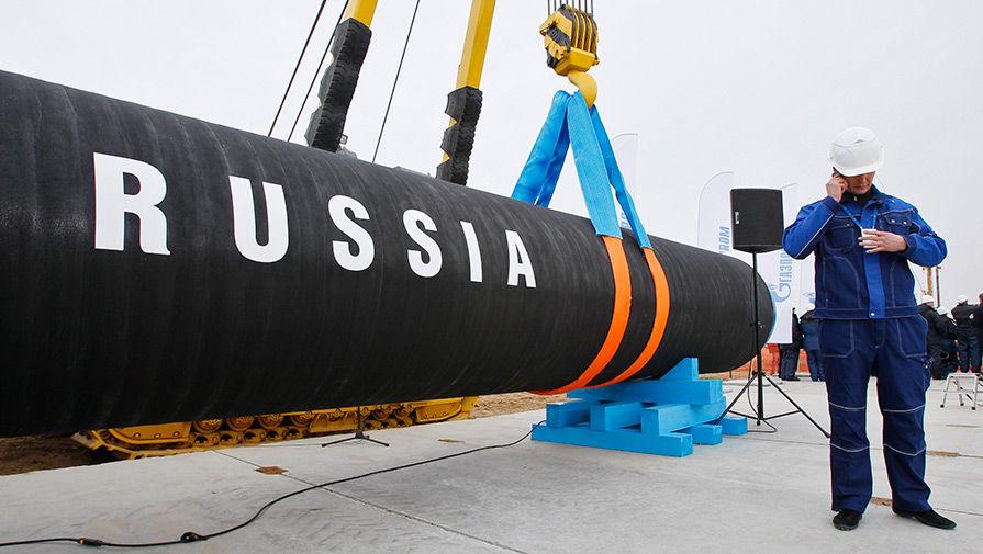Газпром намерен начать строительство Северного потока-2 в апреле 2018