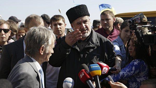 В Российской Федерации запретили деятельность меджлиса крымских татар