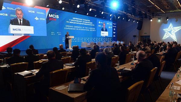 Сергей Шойгу назвал ситуацию в европейской безопасности плачевной