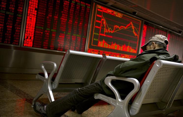 Сегодня курс национальной валюты Китая к доллару упал на 0,59