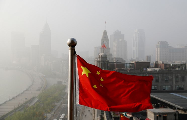 С января по апрель 2016 года импорт КНР сократился на 12,8