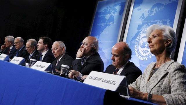 РФ ждет экономический рост— МВФ