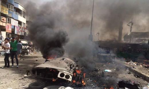 Террористы ИГИЛ убили 60 человек впроцессе теракта вБагдаде