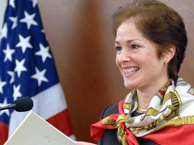 Мари Йованович выдвинута напост посла США вгосударстве Украина