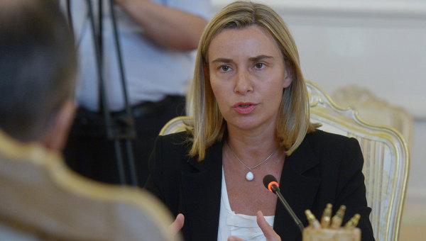 Могерини: санкции противРФ будут продлены, несмотря наразногласия внутриЕС