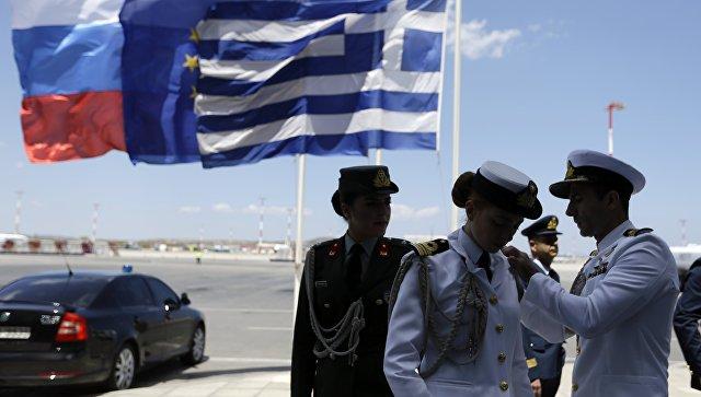 Афины голосуют против автоматического продления антироссийских санкций