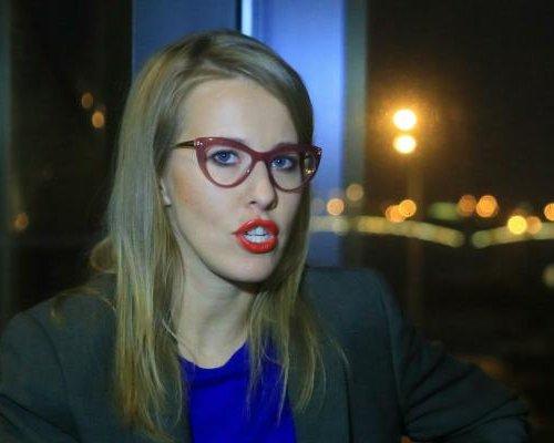 Навручении премий МУЗТВ Ксения Собчак неудержалась отпошлой шутки
