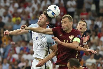 Гол РФ стал настоящим ударом вчелюсть для Британии - нападающий Гарри Кейн