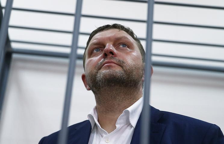 Губернатору Кировской области Белых предъявлено обвинение