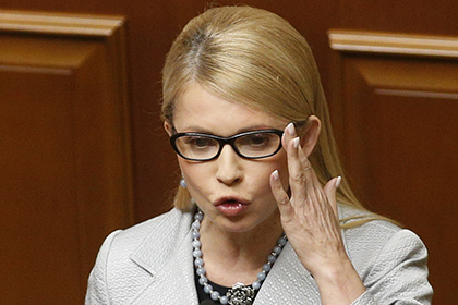 Юлия Тимошенко стала бабушкой