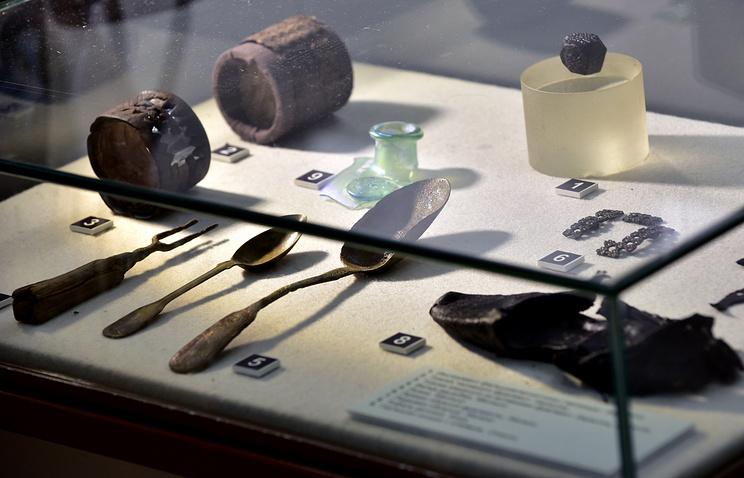 В российской столице появится карта археологических находок