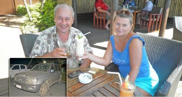 Полиция Фиджи расследует убийство на острове супружеской пары из России