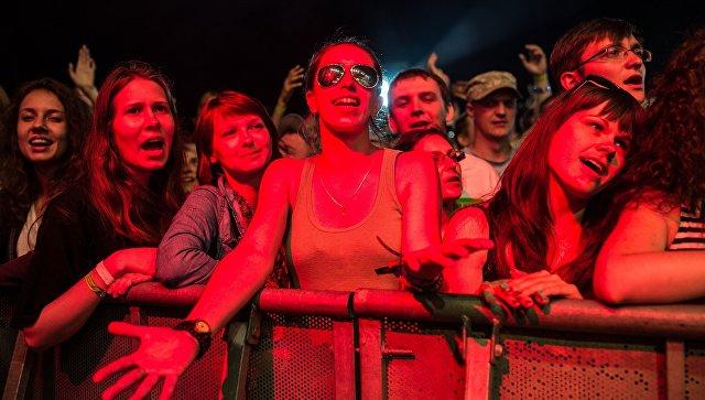 В Москве отменили музыкальный фестиваль RAW FEST