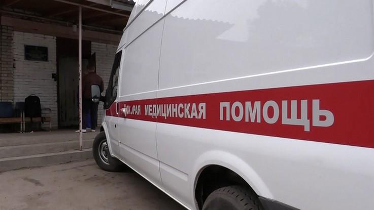 Двухлетний ребенок выжил после падения свосьмого этажа вСерпухове
