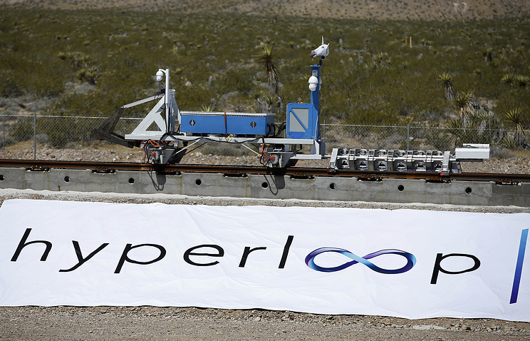 Один из основоположников  Hyperloop One подал иск ксвоим бывшим партнерам