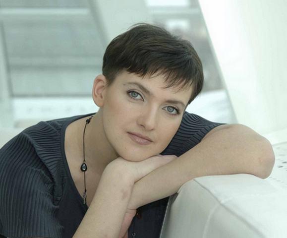 Савченко поведала, закого желает выйти замуж