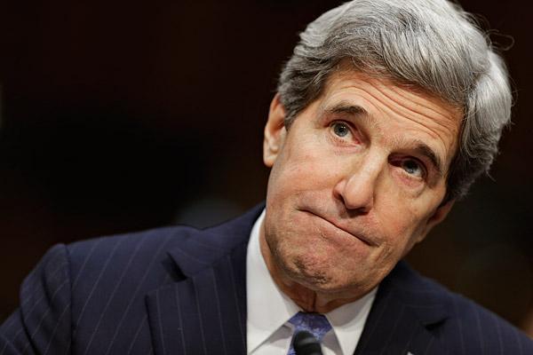Керри прибудет вТурцию впервый раз после провала военного перелома вгосударстве