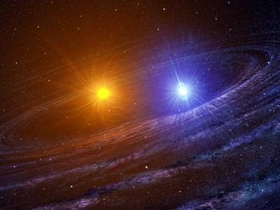 Ученые обнаружили неповторимую звездную систему