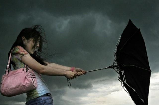 МЧС предупредило онадвигающейся грозе— Погода в столице