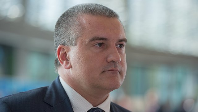 Руководитель Крыма Аксенов поведал овозможности войны заполуостров