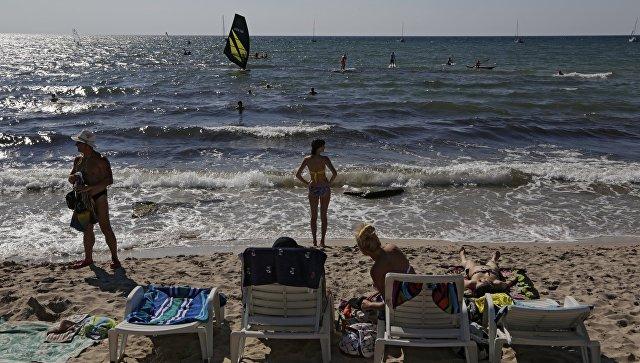 Стрельбицкий: Украина саботирует туристический сезон вКрыму, умышленно пытаясь снизить поток отдыхающих