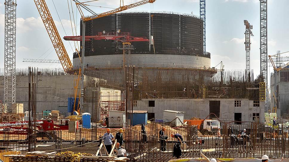 Беларусь сказала РФ орешении заменить корпус реактора БелАЭС