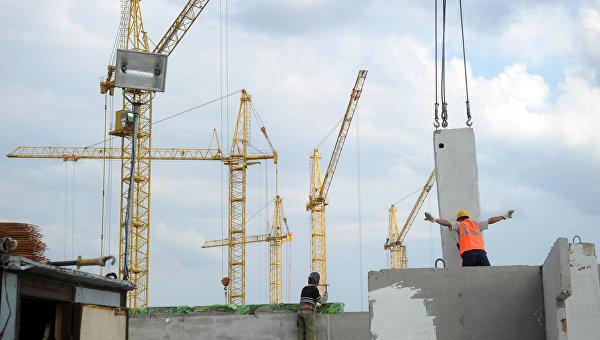 Строительная отрасль в РФ находится наподъеме— Медведев