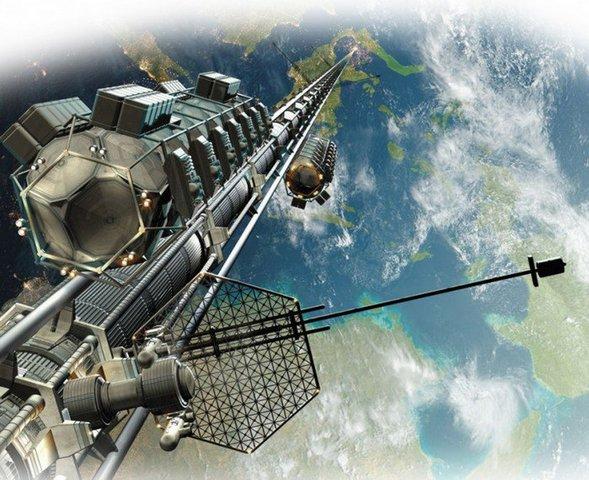 Канадцы собираются построить прямой лифт вкосмос