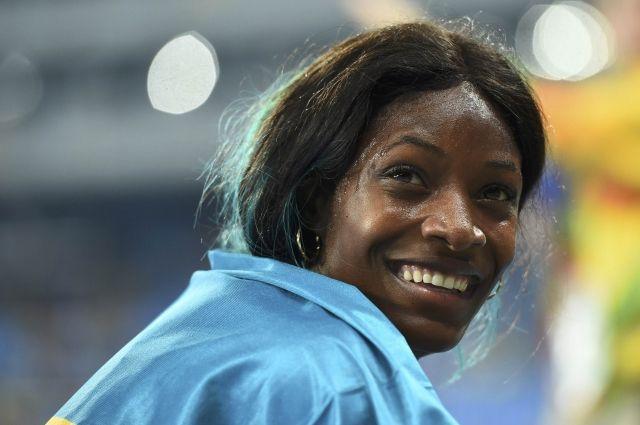 Шона Миллер завоевала золото Олимпиады вбеге на400 метров