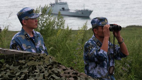 КНР провел широкомасштабные учения поборьбе стерроризмом вСиньцзяне
