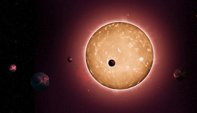 Ватмосфере одной из внедалеком прошлом открытых экзопланет найден кислород