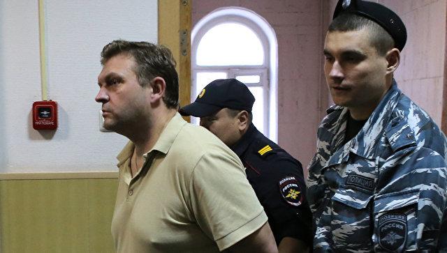 Арест Никиты Белых продлен доконца декабря