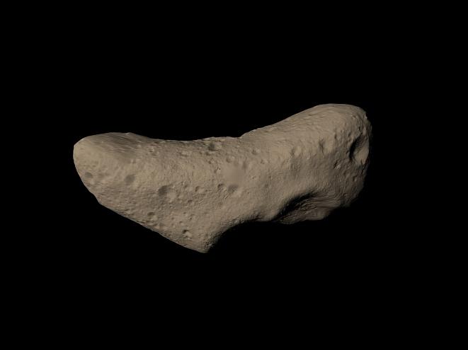 ВNASA собираются захватить астероид | астероид, nasa