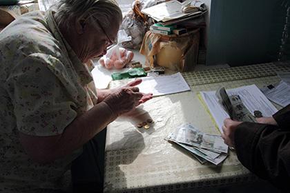 Руководство заменит индексацию пенсий в 2016-ом году разовой выплатой