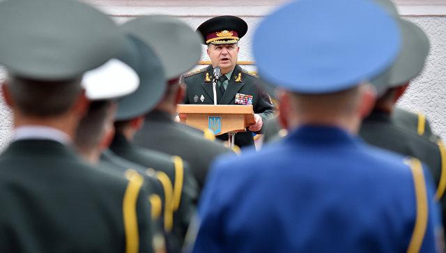 В Российской Федерации завели дело наминистра обороны Украины Степана Полторака