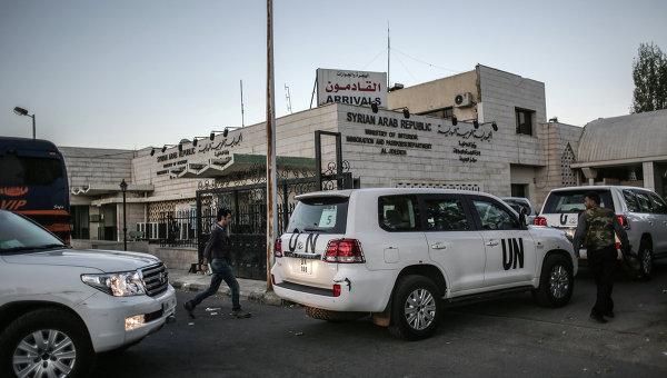 ООН осуждает вприменении хим. оружия обе стороны конфликта вСирии