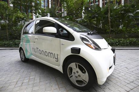 ВСингапуре начало работать первое вмире беспилотное такси