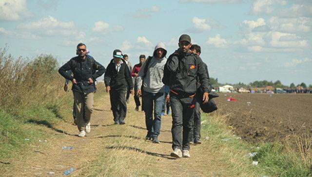Венгрия желает построить 2-ое ограждение награнице сСербией